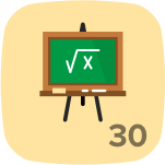 Level 30 in Algebra